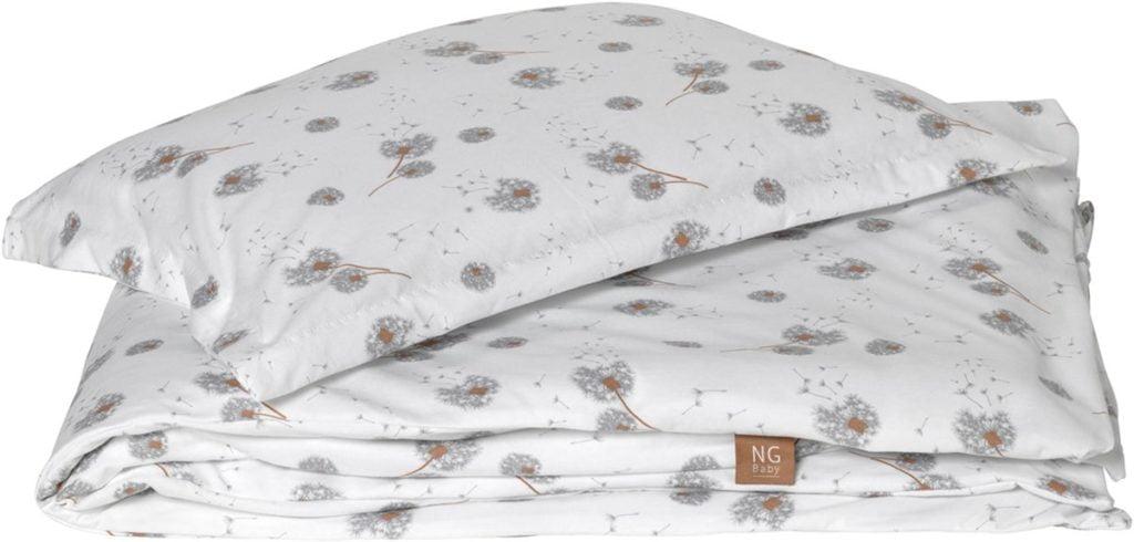 NG Baby Dandelion ekologiska sängkläder
