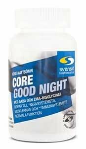 9 produkter som hjälper dig sova gott - Kosttillskott