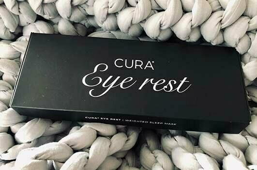 Cura rest eye ögonmask recension