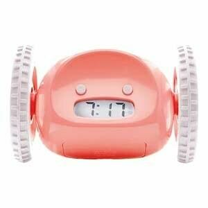 7 Bästa väckarklockorna för svårväckta [2021] - Rullande väckarklockan