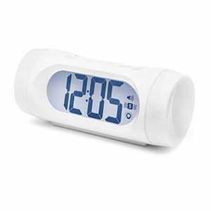7 Bästa väckarklockorna för svårväckta [2021] - Vibratorklockan