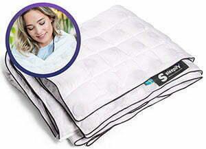 Sleepify ringtäcke - bästa kedjetäcke bäst i test