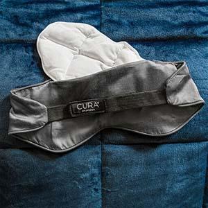 Cura eye rest sovmask - test av sovmasker